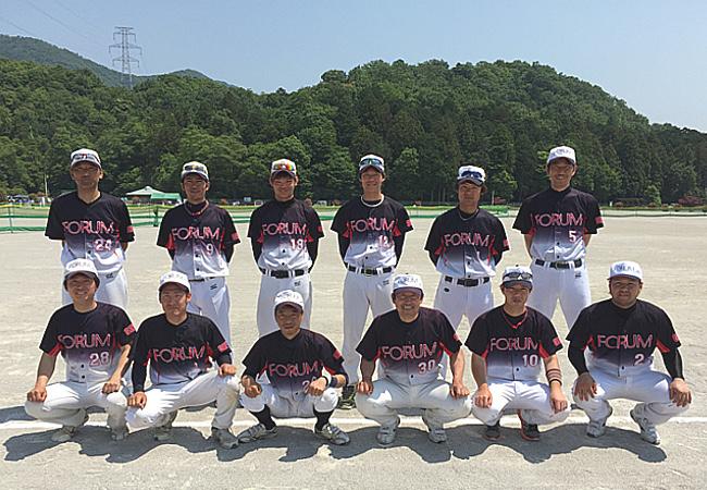 ソフトボールチーム「大垣フォーラムホテル」